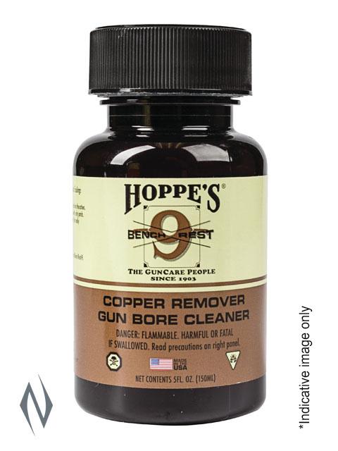 HOPPES NO 9 BENCHREST COPPER SOLVENT 5OZ Image