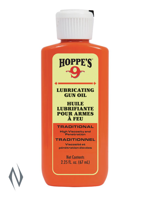 HOPPES NO 9 LUBRICATING OIL 2.25OZ Image