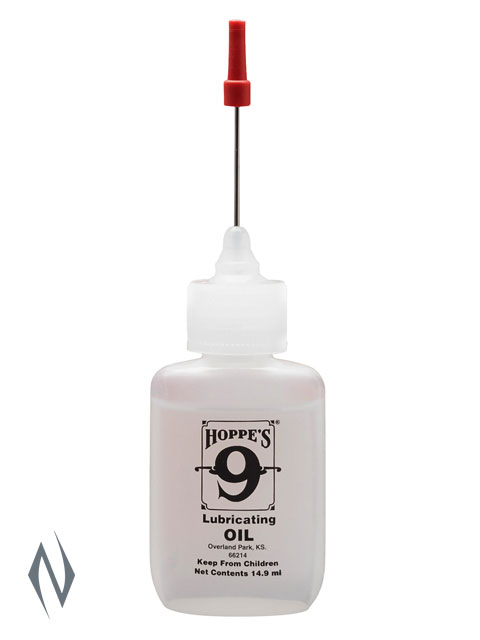 HOPPES NO 9 PRECISION LUBRICATING OIL 14.9ML Image