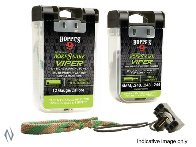 HOPPES VIPER BORESNAKE HANDGUN .30 .32 Image