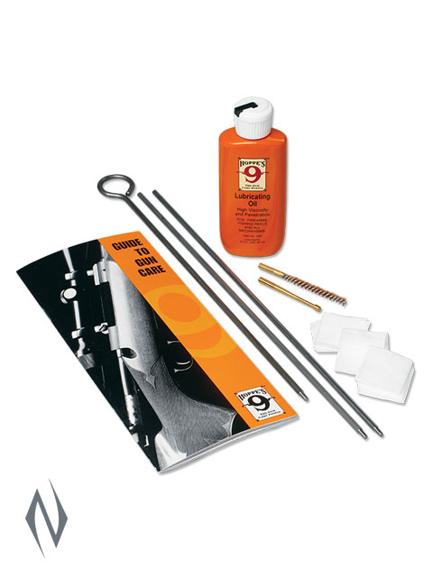 HOPPES CLEANING KIT AIR RIFLE Image