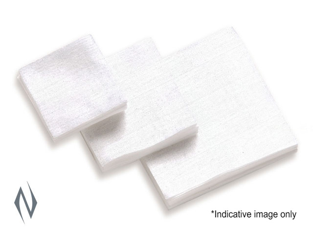 HOPPES COTTON PATCHES 22 - 270 500PK Image