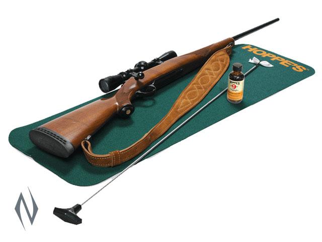 "HOPPES GUN CLEANING MAT 12"" X 36"" Image"