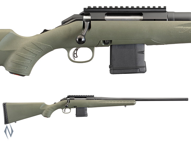 "RUGER AMERICAN PREDATOR 223 22"" AR STYLE MAG 10 SHOT Image"