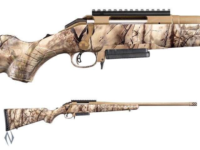RUGER AMERICAN GO WILD CAMO AI MAG Image