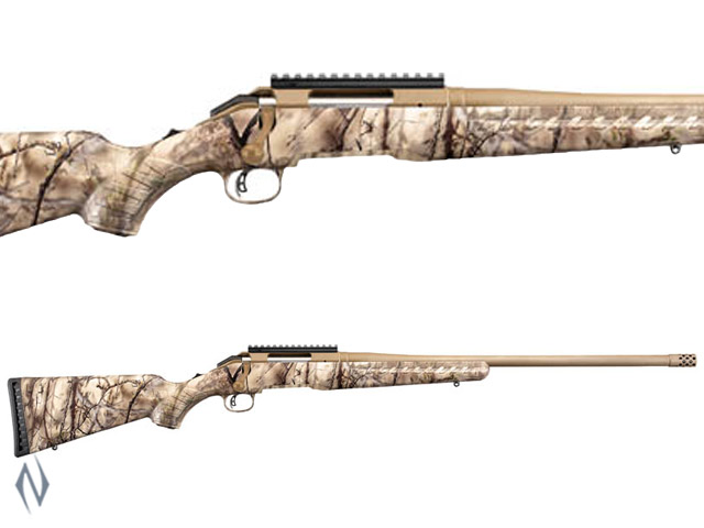 RUGER AMERICAN GO WILD CAMO 30-06 4 SHOT Image