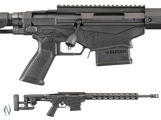 "RUGER PRECISION GEN 3 RIFLE 308 20"" 10 SHOT Image"