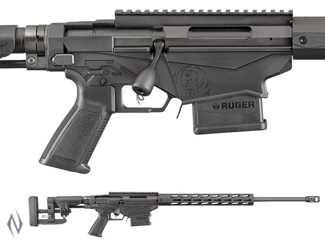 "RUGER PRECISION GEN 3 RIFLE 6MM CREEDMOOR 24"" 10 SHOT Image"