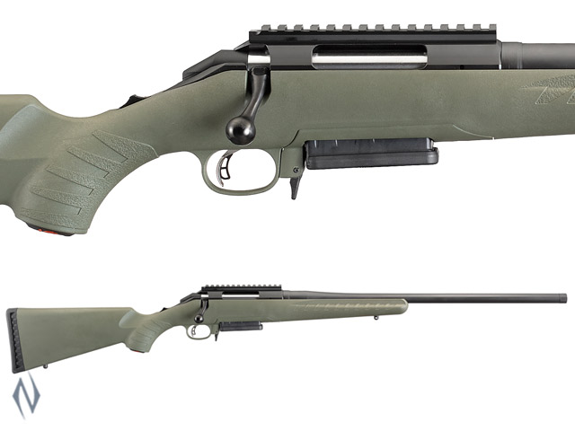 "RUGER AMERICAN PREDATOR 6MM CREEDMOOR 22"" AI STYLE MAG 3 SHOT Image"