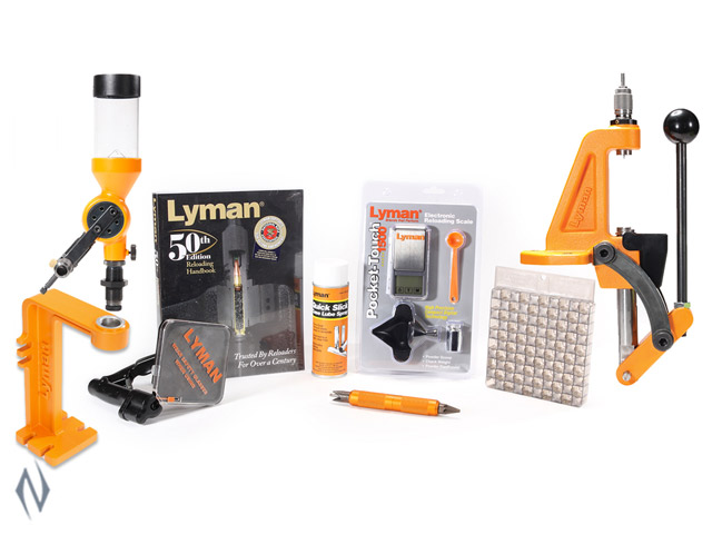 LYMAN BRASS SMITH IDEAL PRESS RELOADING KIT Image