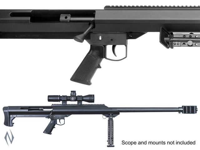 "BARRETT M99 50 BMG 32"" SINGLE SHOT WITH BIPOD Image"