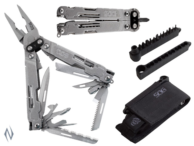 SOG POWERACCESS DELUXE MULTI TOOL Image