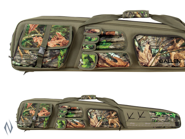 "ALLEN GEAR FIT SHOCKER TURKEY SHOTGUN CASE OBSESSION 52"" Image"