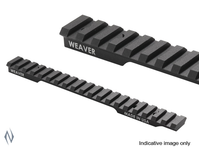 WEAVER EXTENDED MULTI SLOT RAIL SAVAGE 110 LA Image