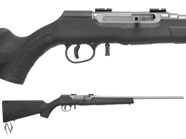 SAVAGE A22R 22LR FSS STAINLESS SYNTHETIC 10 SHOT Image