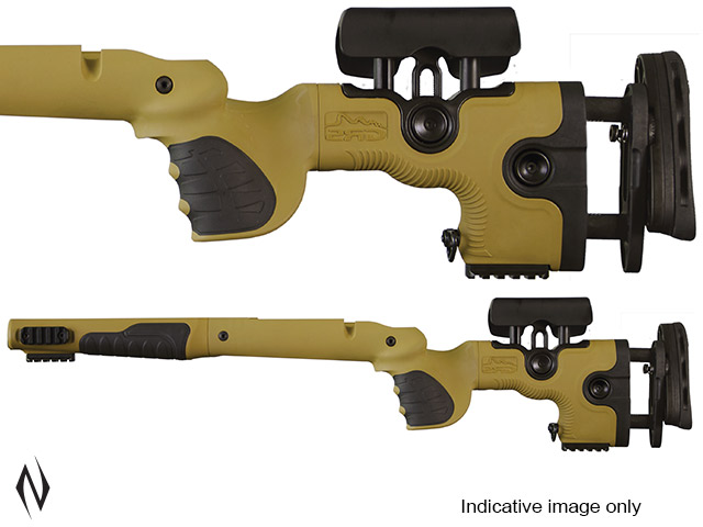 GRS BIFROST STOCK TIKKA T3 BROWN LEFT HAND Image