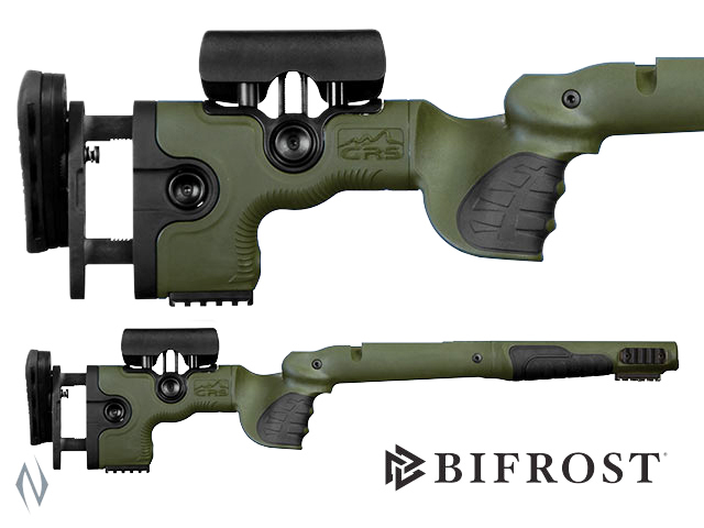 GRS BIFROST STOCK SAVAGE 10 , 12 SA GREEN Image