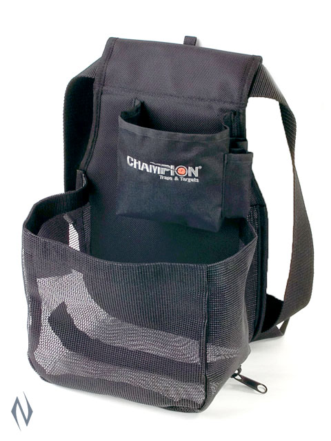 CHAMPION SHOTSHELL POUCH HOLDS 25 BOX + 2 RDS + EMPTIES Image