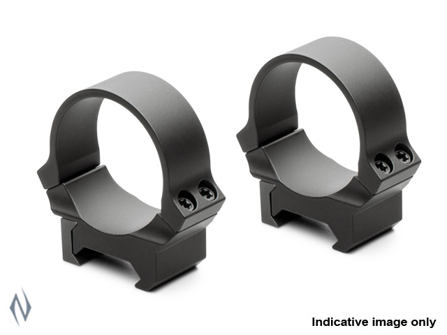LEUPOLD PRW2 34MM RINGS HIGH MATTE Image