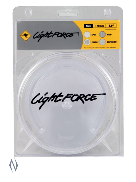 LIGHTFORCE CLEAR LENS 170 Image