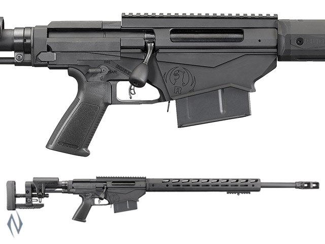 "RUGER PRECISION RIFLE 338 LAPUA 26"" 5 SHOT Image"