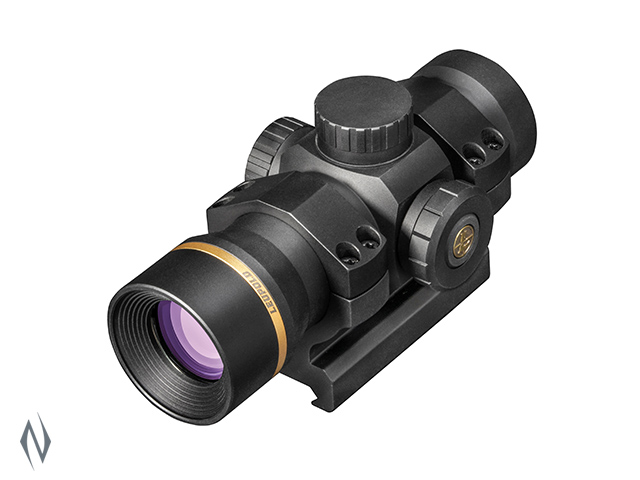 LEUPOLD FREEDOM RDS 1X34 34MM RED DOT 1 MOA DOT + MOUNT Image