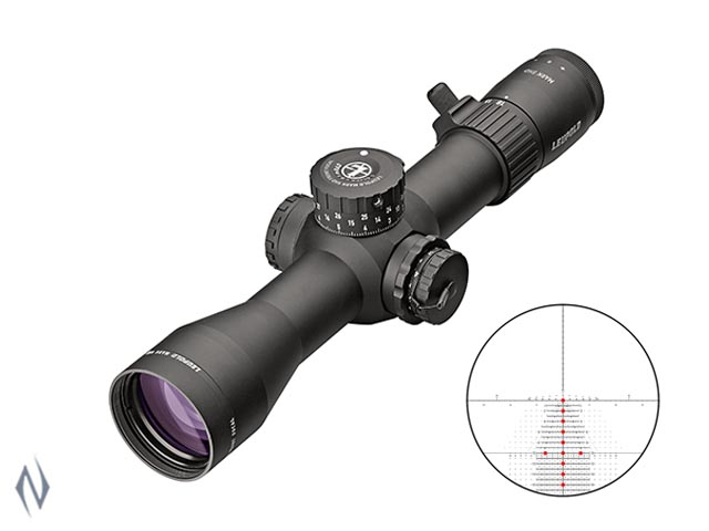 LEUPOLD MARK 5 HD 3.6-18X44 35MM M5C3 FFP ILL TREMOR 3 CW U/R Image