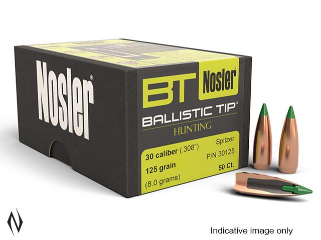 NOSLER 310 (7.62X39)123GR BALLISTIC TIP 50PK Image