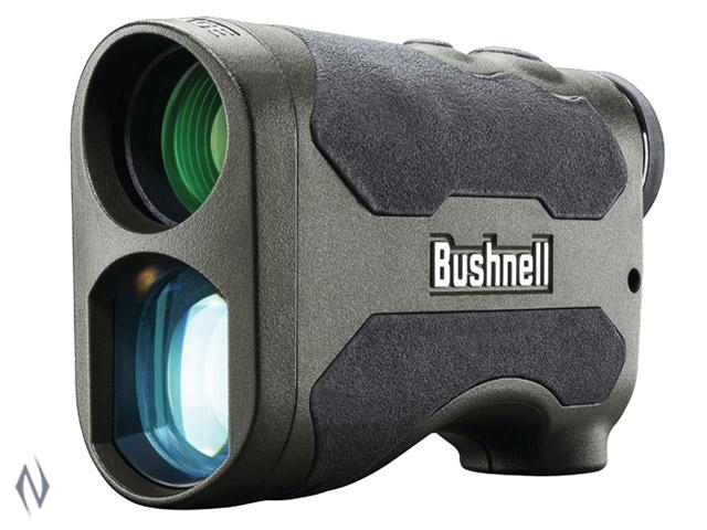 BUSHNELL ENGAGE 1300 6X24 LRF ADV TARGET DETECTION RANGEFINDER BLACK Image