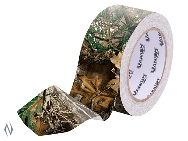 ALLEN VANISH DUCT TAPE REALTREE EDGE CAMO 18M Image