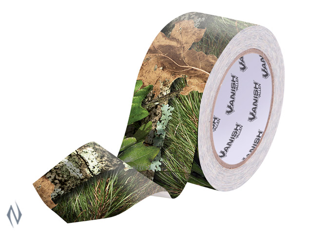 ALLEN VANISH DUCT TAPE MOSSY OAK OBSESSION CAMO 3M Image