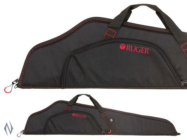 "ALLEN RUGER MESA SCOPED RIFLE CASE 46"" Image"