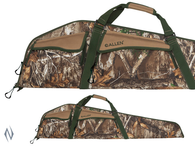 "ALLEN MESA VERDE SCOPED RIFLE CASE + POCKET CAMO 46"" Image"