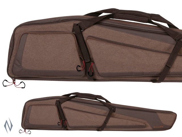 "ALLEN MOHAVE SCOPED RIFLE CASE + POCKET 50"" Image"