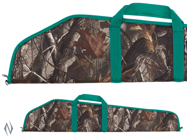 "ALLEN REDMESA SCOPED RIFLE CASE CAMO / TEAL 46"" Image"