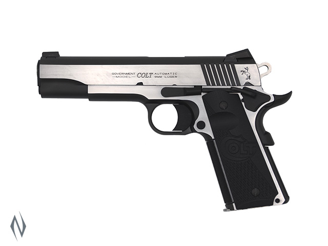 COLT 1911 COMBAT ELITE STAINLESS 9MM 127MM Image