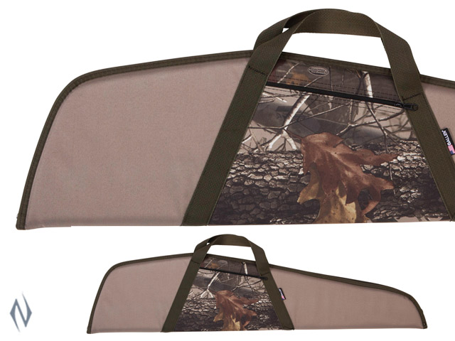 "ALLEN ELDORADO SCOPED RIFLE CASE TAN / CAMO 46"" Image"