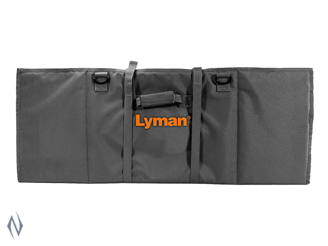 LYMAN LONG RANGE SHOOTING TAC MAT BLACK Image