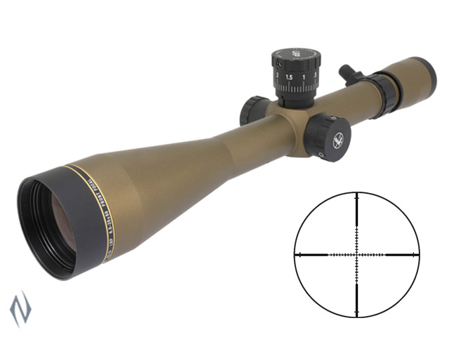 LEUPOLD VX-3i LRP CUSTOM 8.5-25X50 BURNT BRONZE 30MM SF FFP TMR Image