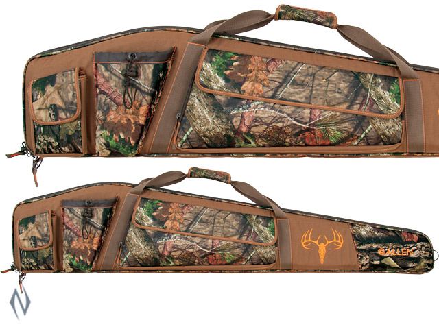 "ALLEN GEAR FIT BRUISER DEER RIFLE CASE CAMO 48"" Image"