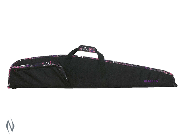"ALLEN USA SCOPED RIFLE CASE BLACK / MUDDY GIRL 46"" Image"