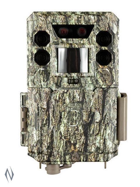 BUSHNELL CORE DS TRAIL CAMERA 30MP TREEBARK CAMO NO GLOW Image
