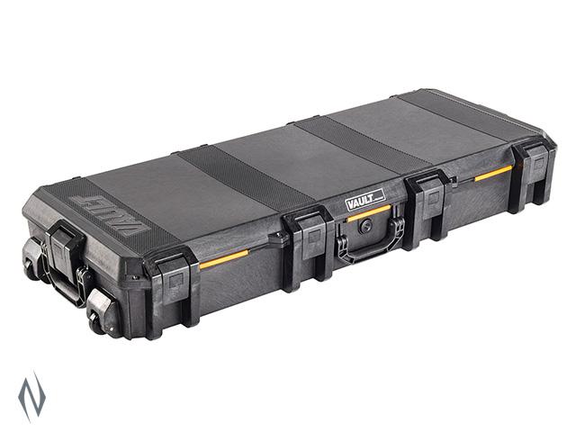 "PELICAN VAULT V730 SHORT DOUBLE RIFLE CASE BLACK 44"" INTERNAL Image"