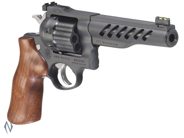 RUGER SUPER GP100 357 140MM 8 SHOT Image