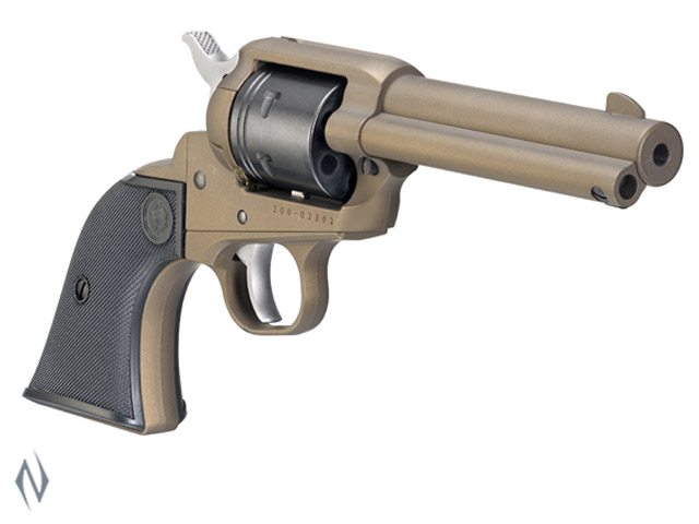 RUGER WRANGLER 22LR BURNT BRONZE 117MM Image