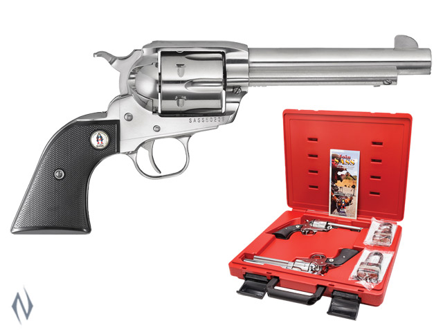 RUGER VAQUERO SASS 45LC (SOLD IN PAIRS ONLY) Image