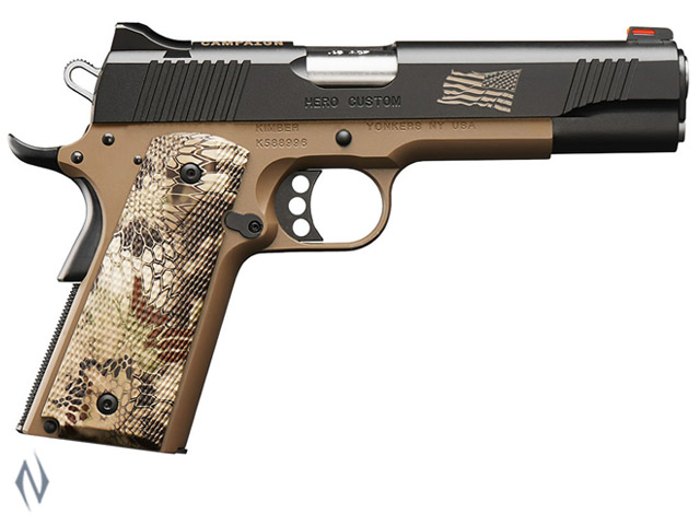 KIMBER 1911 HERO CUSTOM II 45ACP 127MM Image