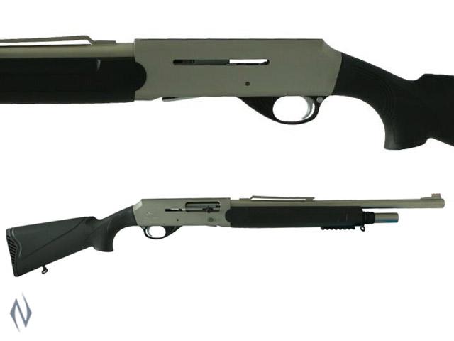 """ADLER B220 12G 20"""" ALL WEATHER STRAIGHT PULL SHOTGUN 5 SHOT Image"""