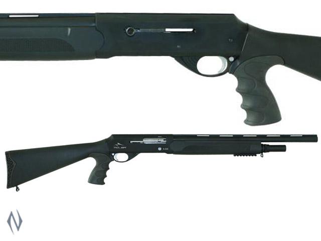 """ADLER B220 12G 20"""" PISTOL GRIP STRAIGHT PULL SHOTGUN 5 SHOT Image"""