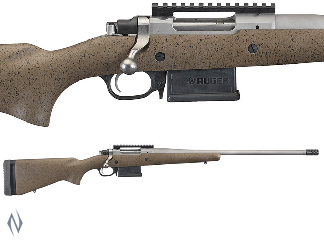 "RUGER 77 HAWKEYE LONG RANGE HUNTER  6.5 CREEDMOOR 22"" 5 SHOT Image"